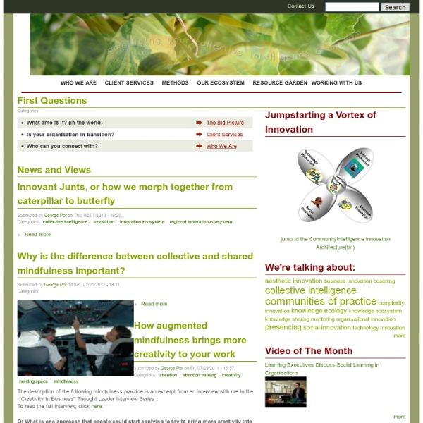 CommunityIntelligence Ltd.
