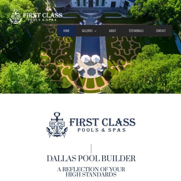 Dallas Pool Builder
