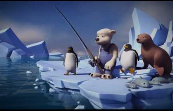 Fishing With Sam 2009 - Animated Short Film