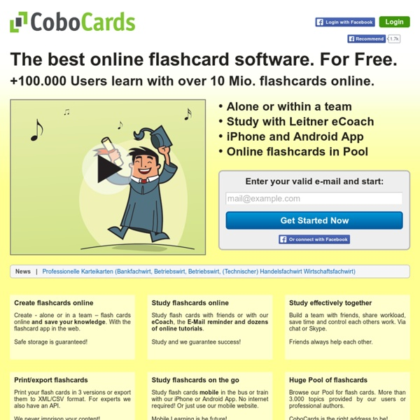 List of flashcard software - Wikipedia