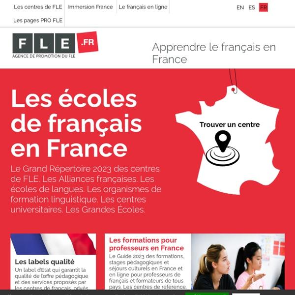 FLE.fr - Apprendre le français en France