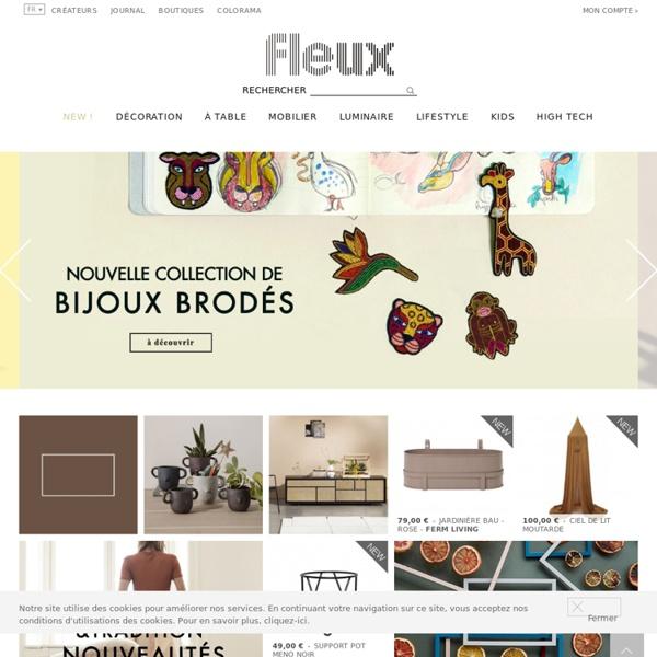 Fleux - 39 rue Sainte Croix de la Bretonnerie 75004 Paris - Fleux'