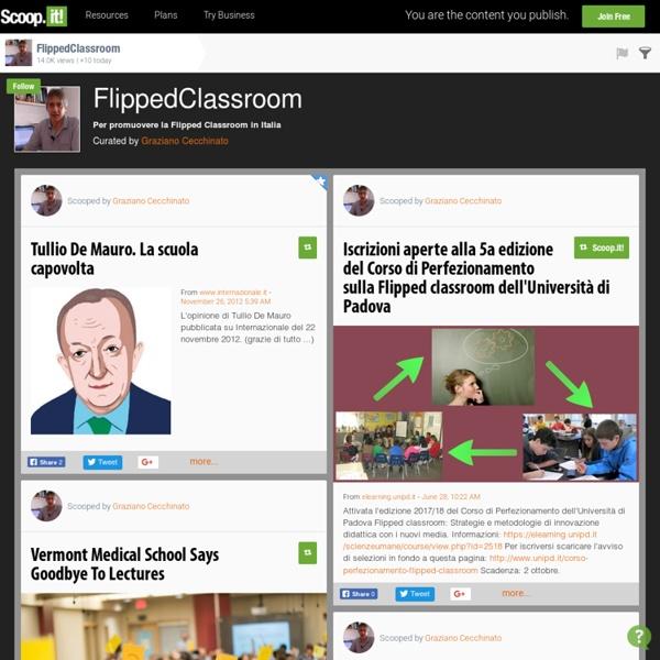 Flipped Classroom - Cecchinato (sito)