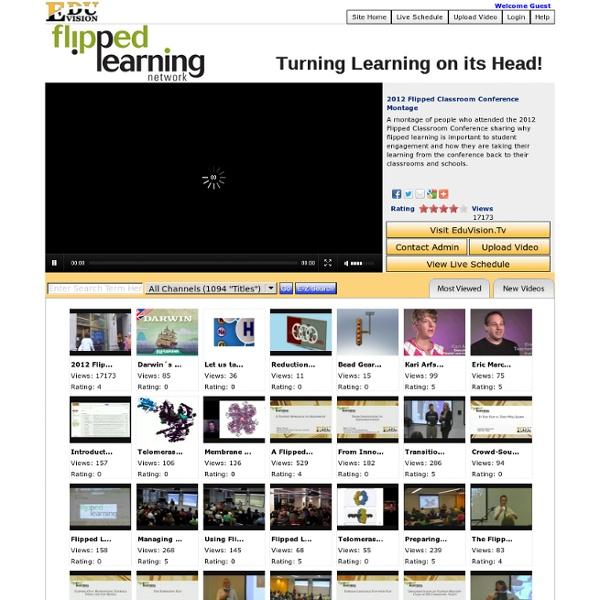 FlippedLearning - EduVision