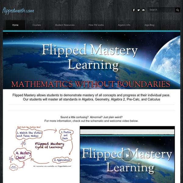 Flippedmath.com - Home