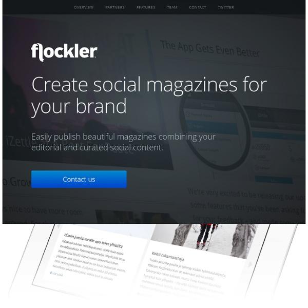 Flockler
