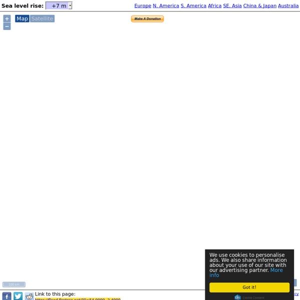 Activité 11 Flood Maps