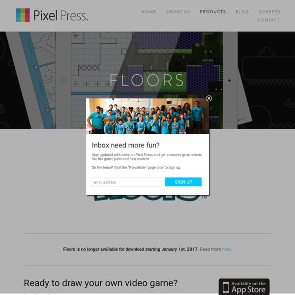 Floors — Pixel Press