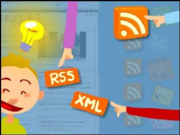 Les flux RSS expliqués aux enfants