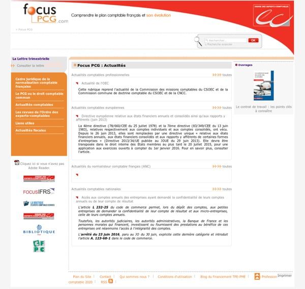 Focus PCG
