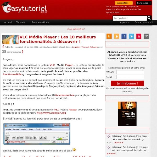 VLC Média Player : Les 10 meilleurs fonctionnalités à découvrir