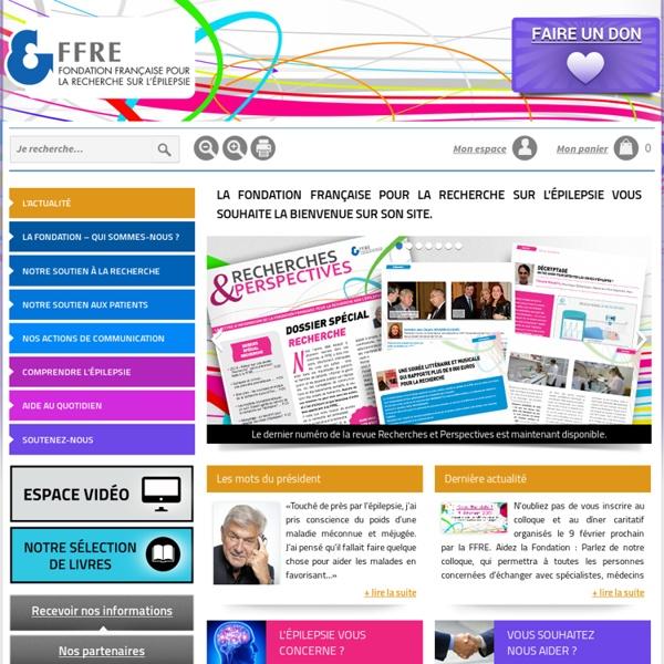 Le site de la FFRE - Bienvenue sur le site de la FFRE