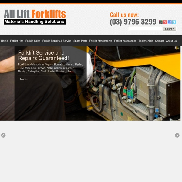 Used Forklifts for Sale, Rental, Hire, Repairs, Service, Spare Parts