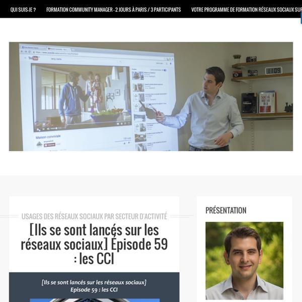 Formateur réseaux sociaux & Community Management - Community Manager Freelance - Paris