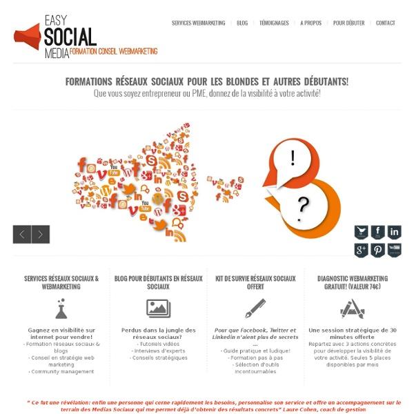 Formation marketing internet et réseaux sociaux