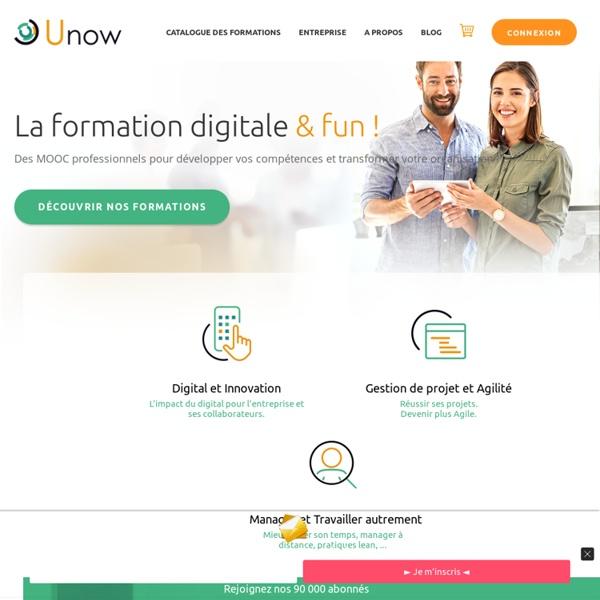 UNOW - MOOC Conception
