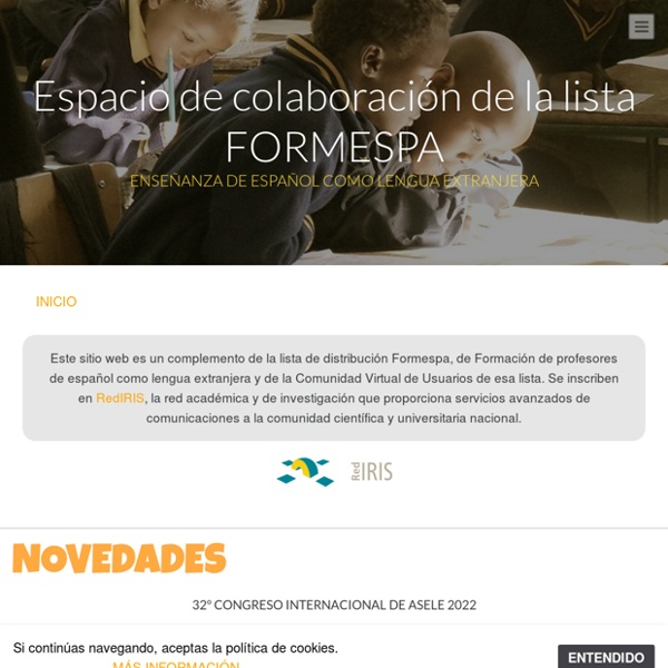 Formespa ESPAÑOL LENGUA EXTRANJERA