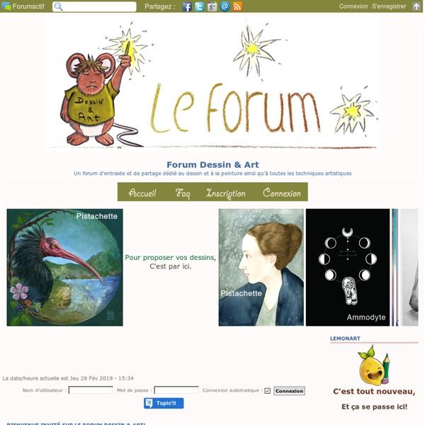 Forum Dessin & Art
