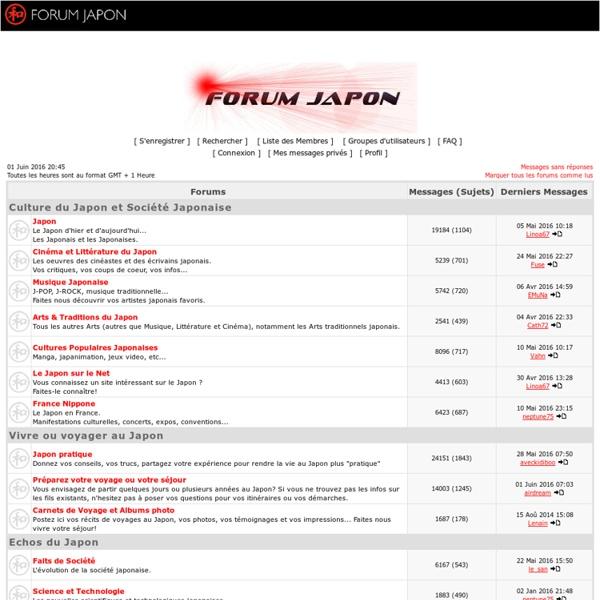 Forum Japon