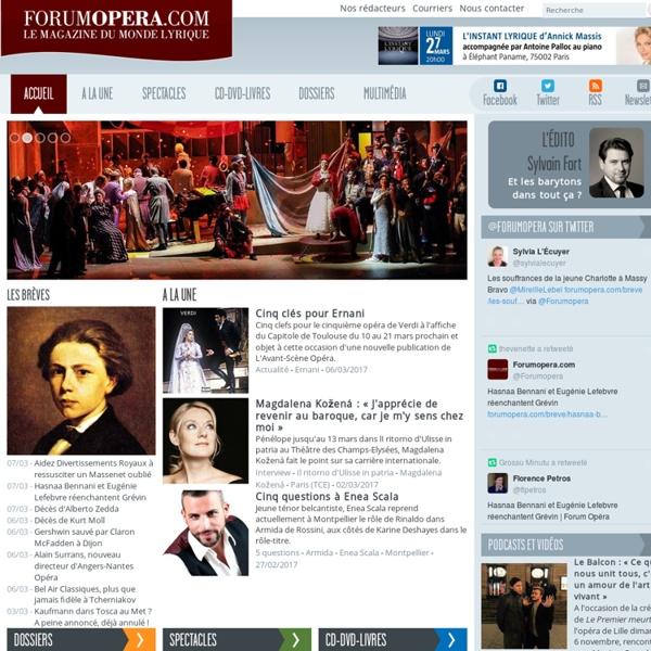 Forum Opera