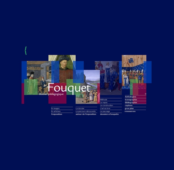 Enluminure Fouquet