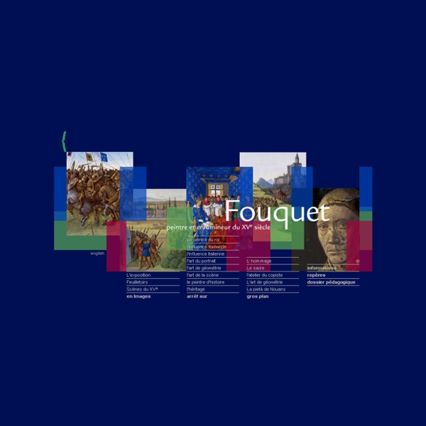 BNF - Jean Fouquet [expo virtuelle]