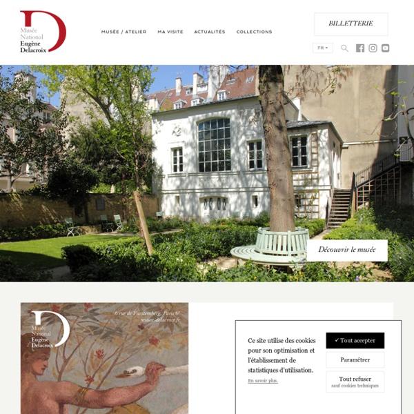 Fr - Musée Delacroix