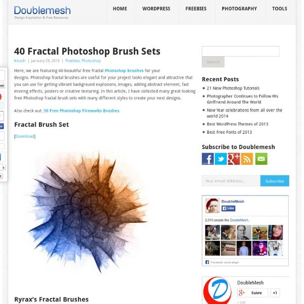 free photoshop brush sets - photo #19