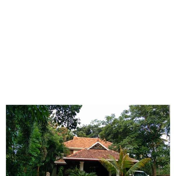 Fragrant Nature Resort, Kollam – Experience