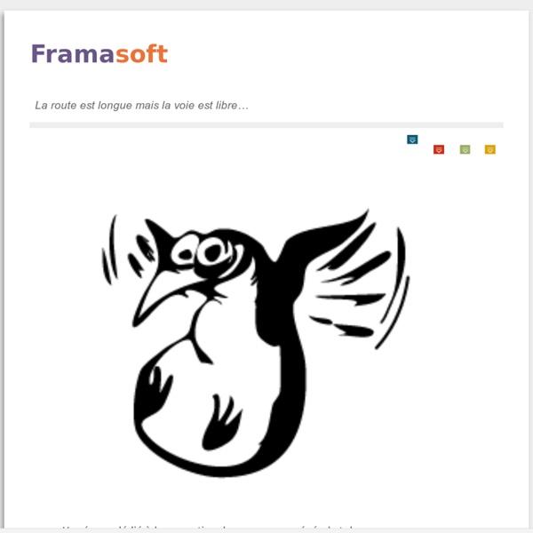 Framasoft - Logiciels Libres