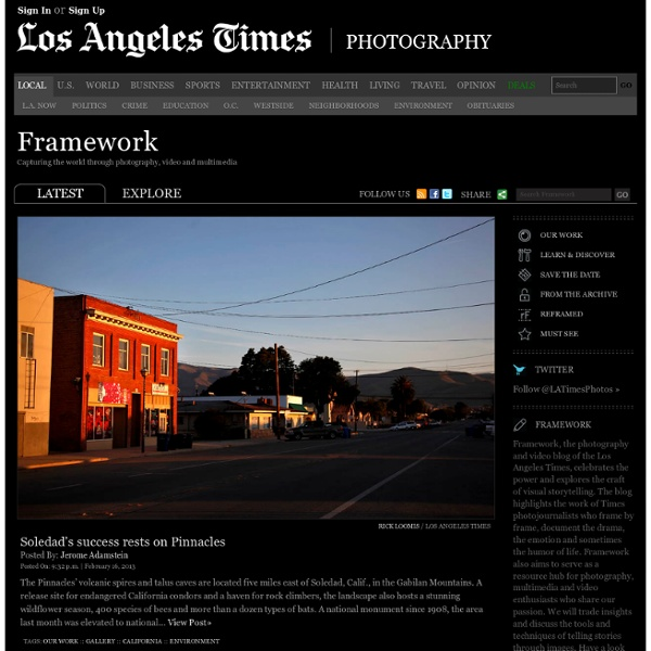 Framework - Photos and Video - Visual Storytelling from the ...