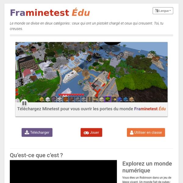Framinetest