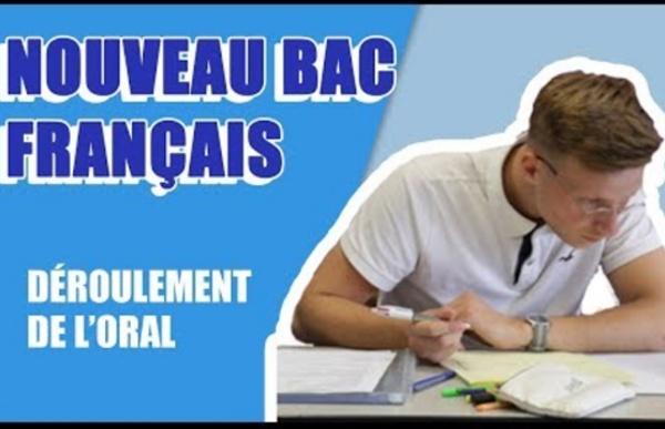 Les tutos du bac français : 1. Le déroulement de l'oral