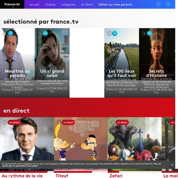 France 2 en direct, en streaming
