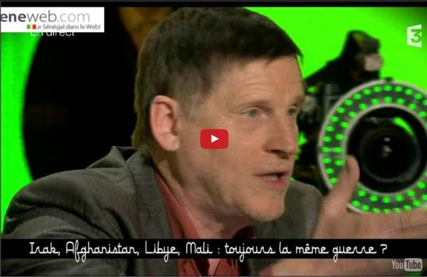 Débat Sur France 3 Michel Collon Massacre Henri Guaino Sur Le Mali et La Libye