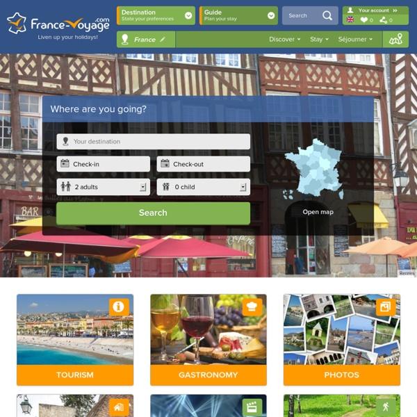 France-Voyage.com - Guide de vos vacances