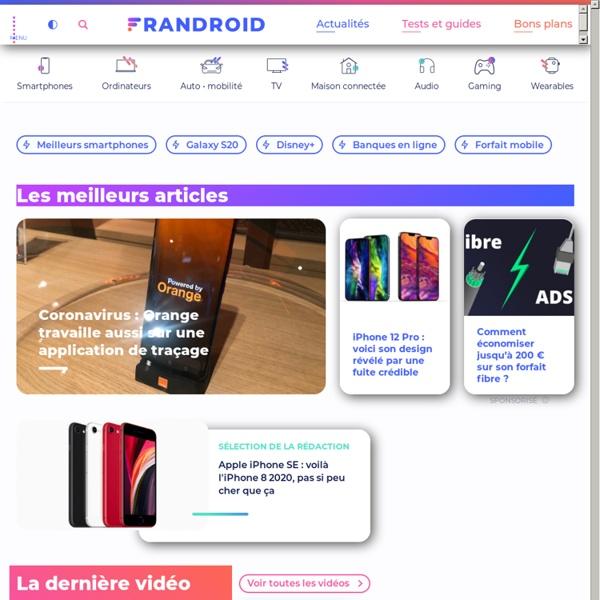 FrAndroid - Communauté Android Francophone