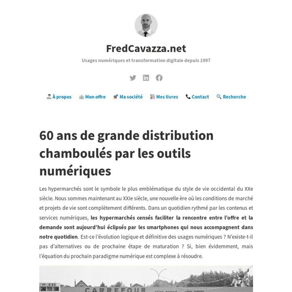 FredCavazza.net - FredCavazza.net