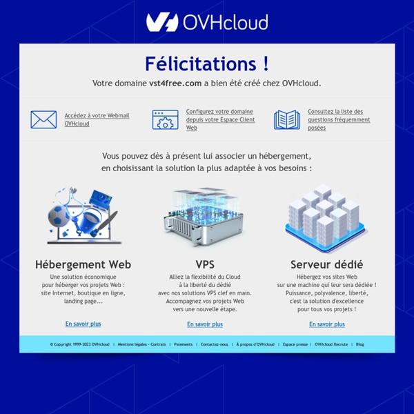 VST 4 GRATUIT - Plug-ins Audio gratuites Archives