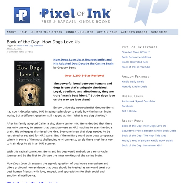 Free & Bargain eBooks