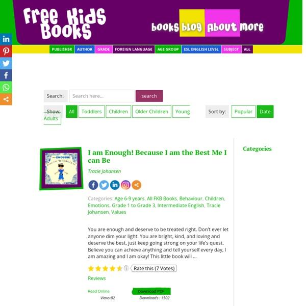 Free Children's Books Downloads