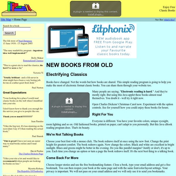 Free Electronic Books Online