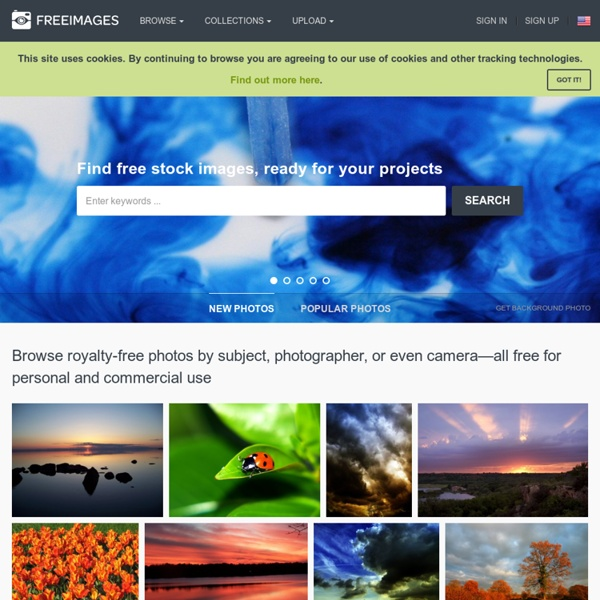 The leading free stock photography site