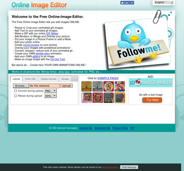 Free Online Image Editor