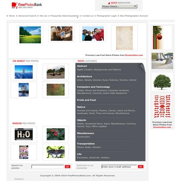 Free Stock Photos, Free Images
