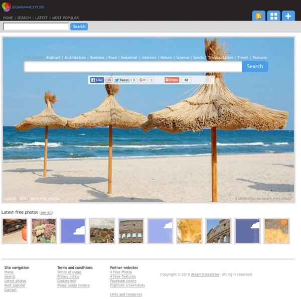 Free stock photos - Alegri photos