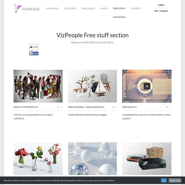 Free Stuff - Viz-People