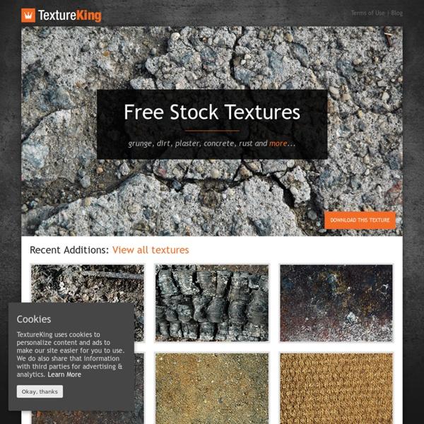 Free Textures from TextureKing