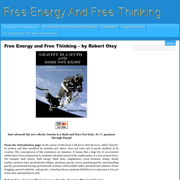 Free Energy and Free Thinking