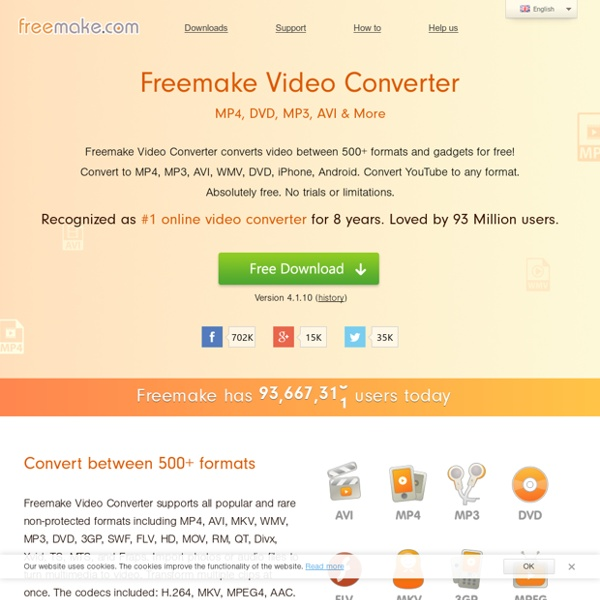 Free Video Converter | Pearltrees